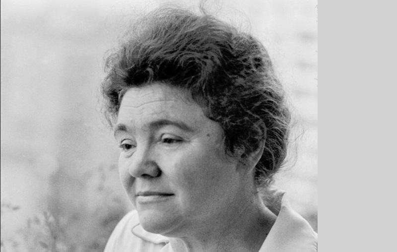 Умерла искусствовед Лидия Иовлева