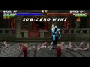Mortal Kombat Trilogy - Classic Sub-Zero Brutality
