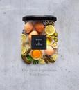 Действительно красивая реклама профессиональных соусов Birch& Waite…