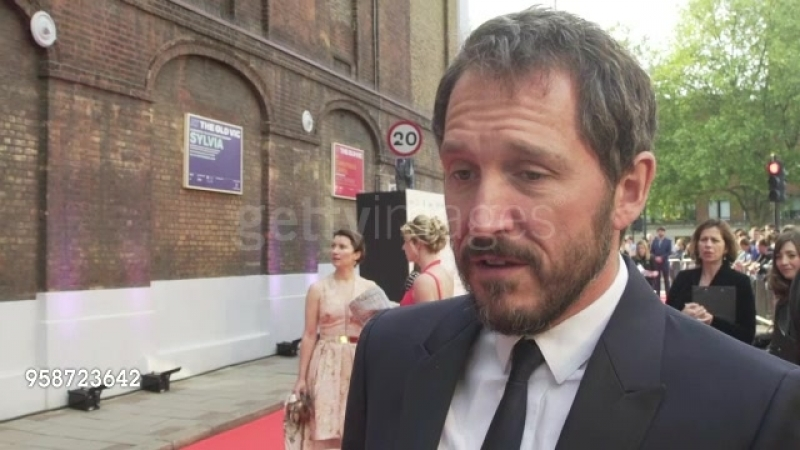 Bertie Carvel on keeping the Old Vic going at The Old Vic Bicentenary Ball