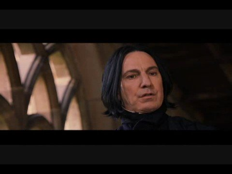 Severus Snape In Harry Potter and the Sorcerer's Stone