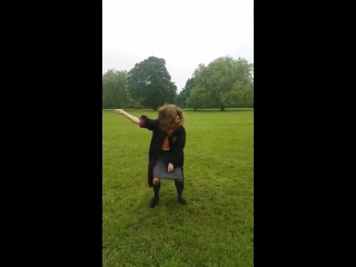 Hermione Granger cosplay voguing dancing part 2 - Patronus remix