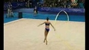 Olympic Games Sydney 2000 - Alina Kabaeva RUS Ribbon final