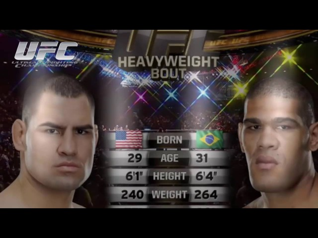Cain Velasquez vs Antonio Silva UFC 146 FULL FIGHT NIGHT