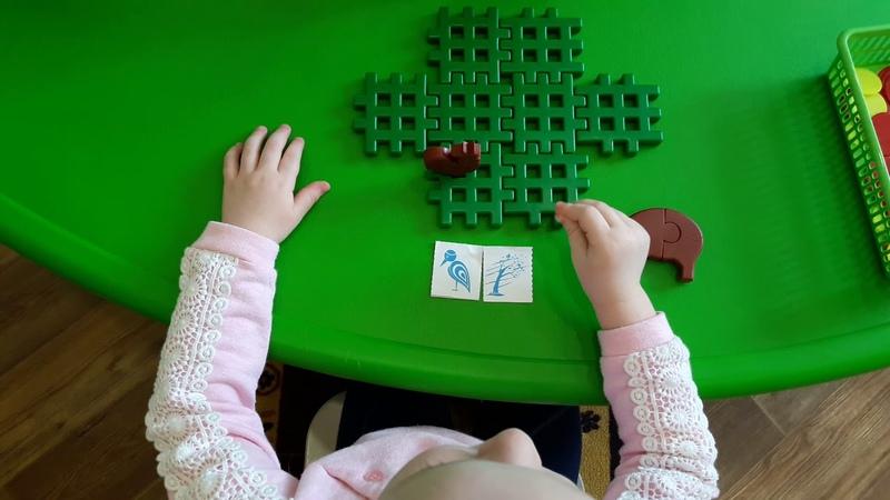 НЕГОВОРЯЩИЕ ДЕТИ: Формирование 1 модели предложения ДАВИ