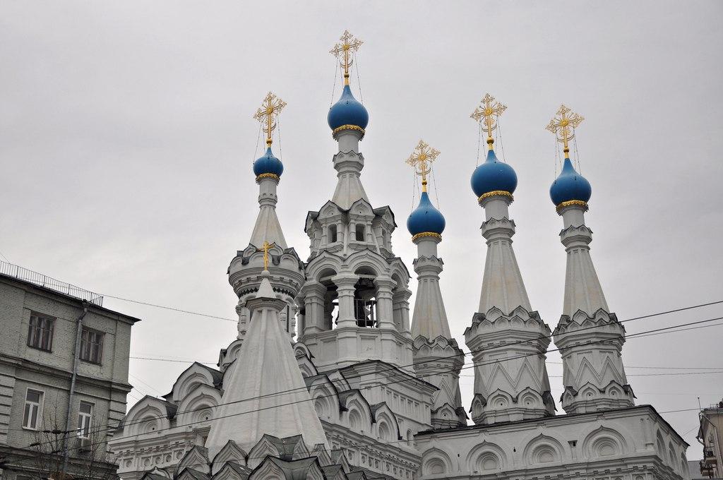-8nya6OLdg4 Тверская - главная улица Москвы