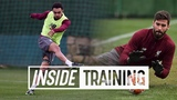 Inside Training 24 Goals and 8 top saves from Liverpool's Marbella training camp