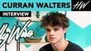 Titans' Curran Walters Reveals His Celebrity Crush Inspiration Leonardo DiCaprio Hollywire