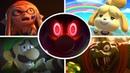 Super Smash Bros Ultimate All Trailers