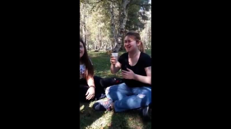 Поездка в Архыз 2й курс (Игра в бутылочку! Юля)