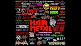 80's Hair Glam Metal Playlist