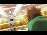 Tsuna vs Byakuran (Final Battle Part 2)