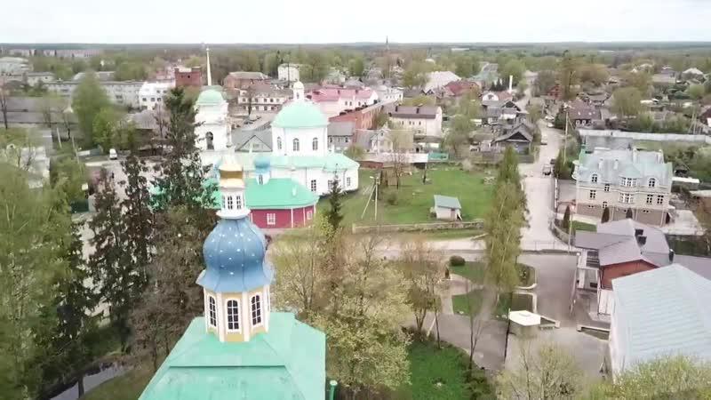 Печорский монастырь Псковская область