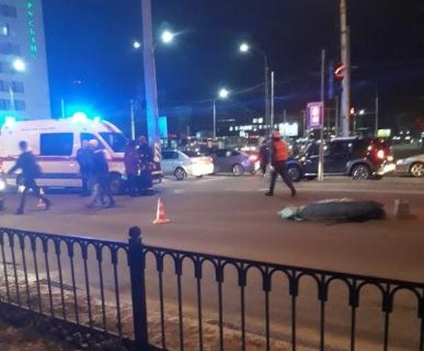 На ул. 28-го Июля в Бресте маршрутное такси насмерть сбило ребёнка