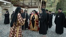 Участники монашеской конференции на Кипре посетили храм святого Апостола Андрея Первозванного
