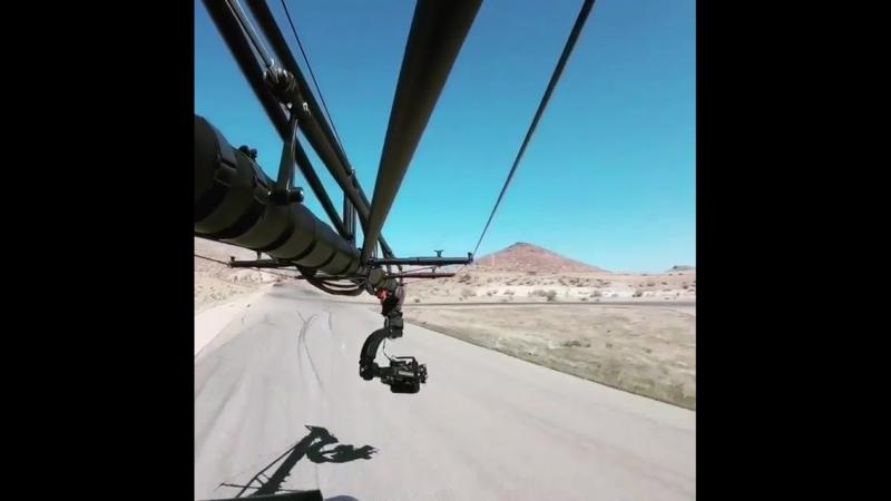 Рашин арм - операторский кран на автомобиле вот как работает