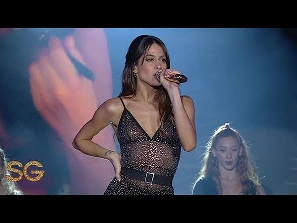 ¡Increíble show en vivo de Tini Stoessel! - Susana Giménez 2019
