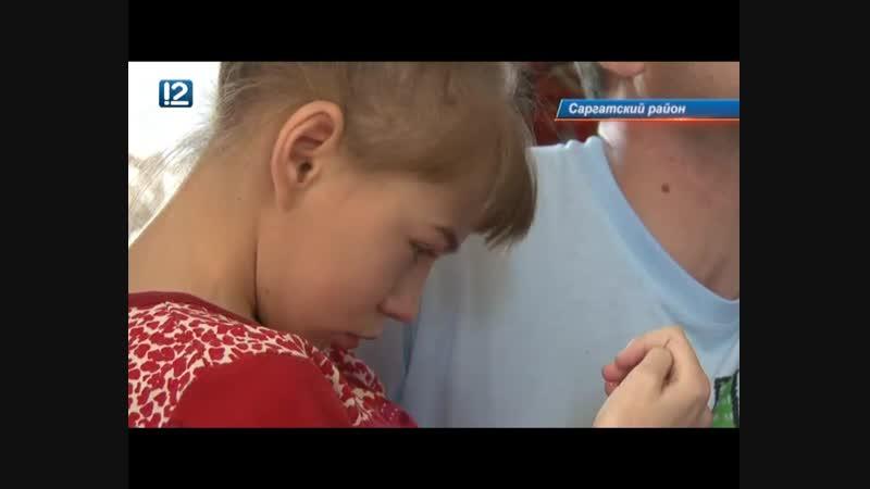 В Омской области супруги ведут войну за ребёнка
