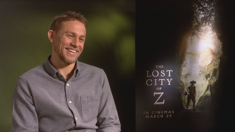 Michael Kushner humbled to play Tomas Samers dad in The Lost City of Z