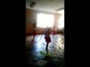 День Мира выступление юнных гимнасток