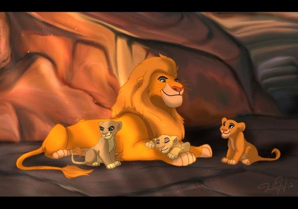 король лев 1 играть