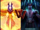 Dota 2 - для начинающих. Гайд/Guide по Фениксу/Pheonix и Тєру/Terrorblade by Kardeel