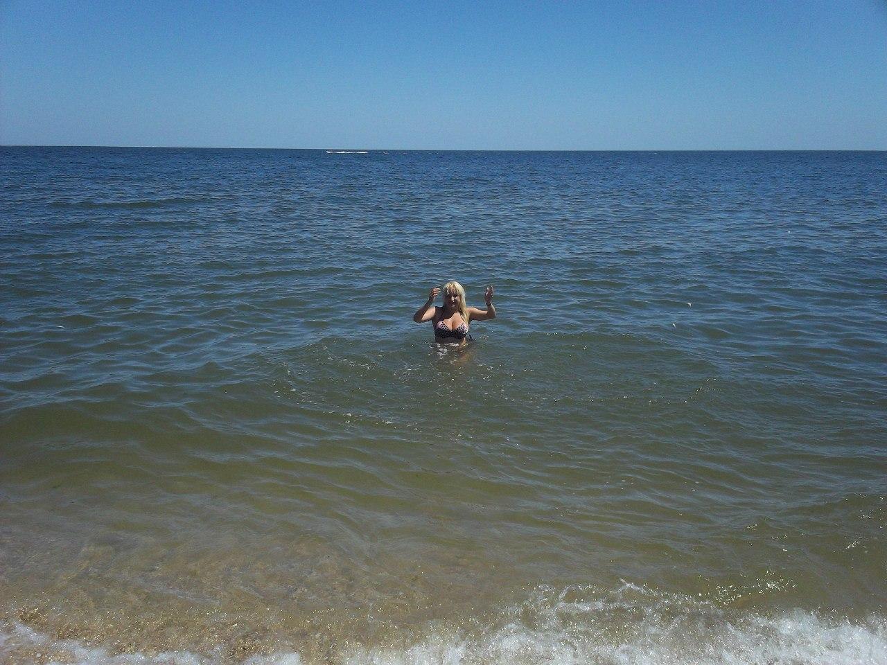 Азовское море. Бердянск. 2012 г. WZgSc0B5yjk