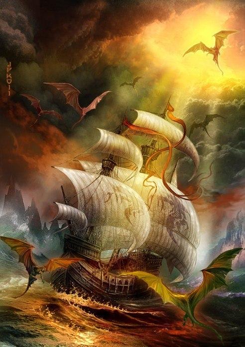 Картинки на магическую тематику - Страница 11 U2yBJQcLn78