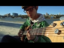 RHCP - Tell Me Baby - bass-cover by OS-Bass