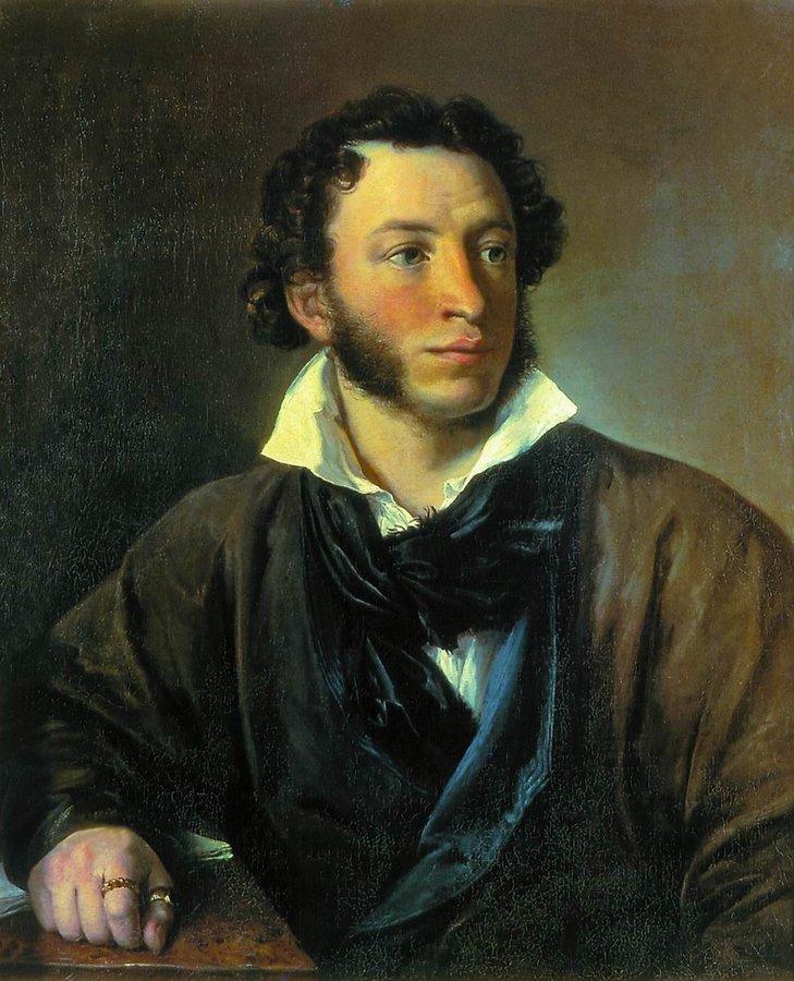 А.Пушкин в творчестве русских художников