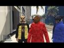 Смешной момент из видео Михакера про гта 5!!