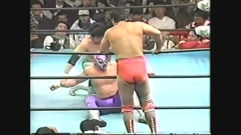 1996.01.16 - NTV All Japan Pro Wrestling Relay