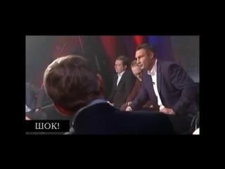 Comedy Club - Пародия на Кличко (Вадим Галыгин и Гарик Харламов)