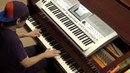 Rene Rodrigezz - Fat Sumo - piano keyboard synth cover by LIVE DJ FLO