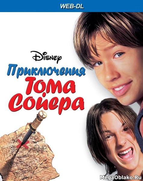 Приключения Тома Сойера / Tom and Huck (1995/WEB-DL/WEB-DLRip)
