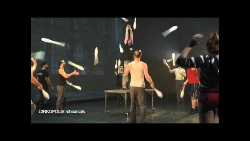 Cirkopolis - Meet The Artists