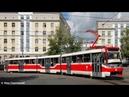 Поездка на трамвае Tatra KT3R (Кобра) №30699 №26 м.Октябрьская-м.Университет