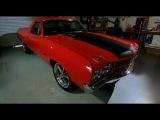 Chevrolet El Camino 1969 [Реставраторы]