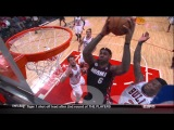 Nate Robinson BLOCKS LeBron James Game 3 Heat vs. Bulls
