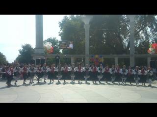 Детский концерт в Приморском парке. Варна