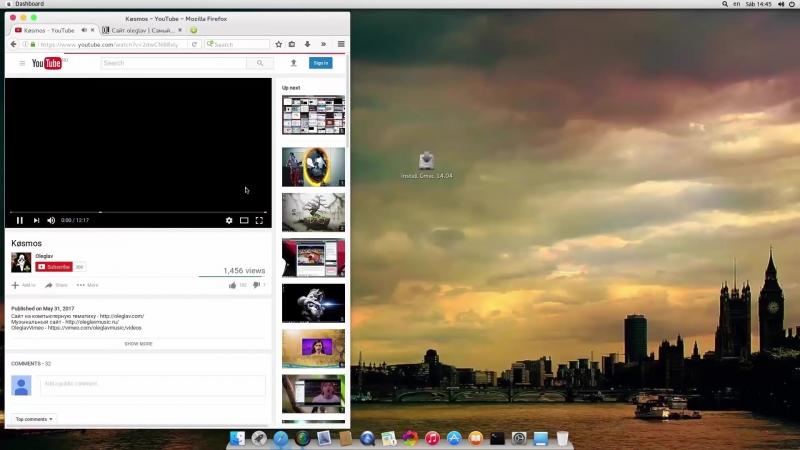 Установка Gmac на ноутбук (UEFIGPT) рядом с Windows