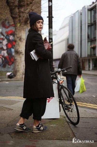Очень стильные пальто ?