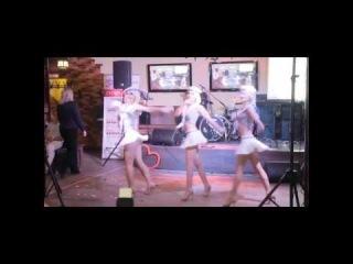 Шоу балет SUNRISE! Новогодняя шоу-программа!!! Демо 2014-2015 гг.