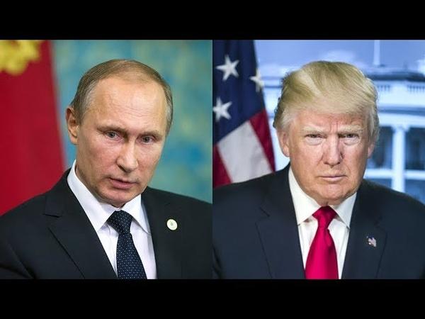 ✔ Переговоры Трамп Путин обмен Сирии на Украину все же состоялся