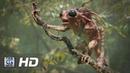 Blender Realtime Viewport: Tree Creature - Blender 2.8 development - by Daniel Bystedt