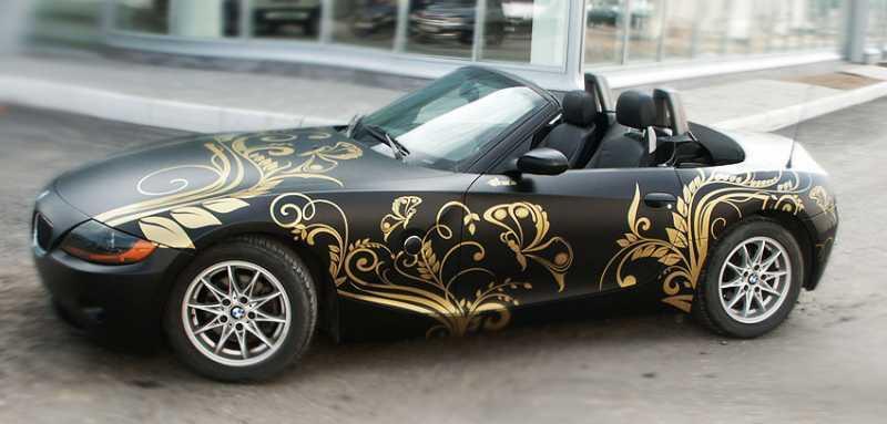 Неповторимый дизайн автомобиля