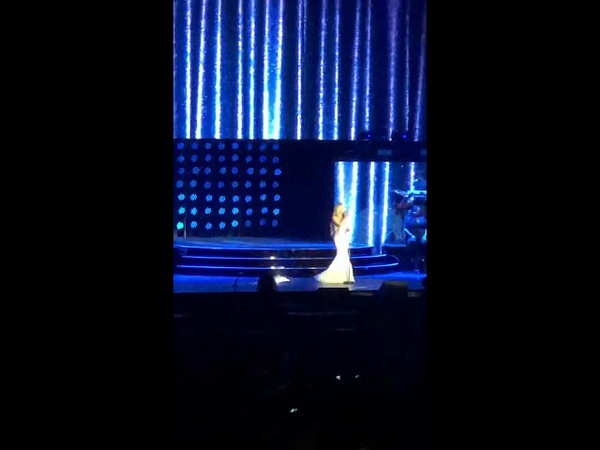 Mariah Carey Live in Macao 20 10 2018 Can't Let Go