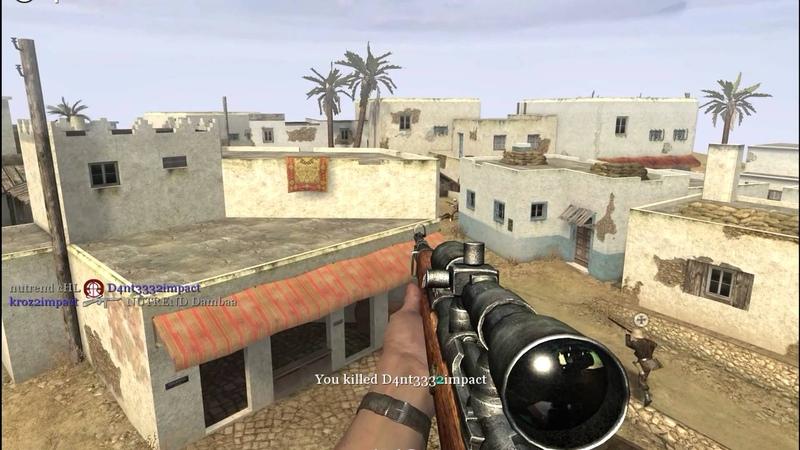 Call of Duty 2 movie - chL (2016)