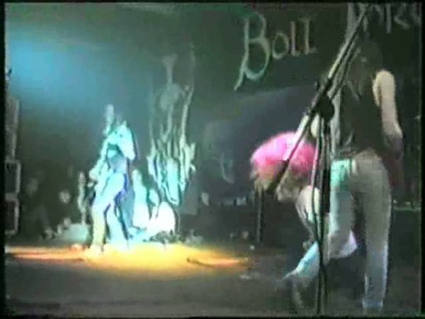 Bolt Thrower 1990 All That Remains Live at Pede in St Lievenshoutum 1990 Deattube999
