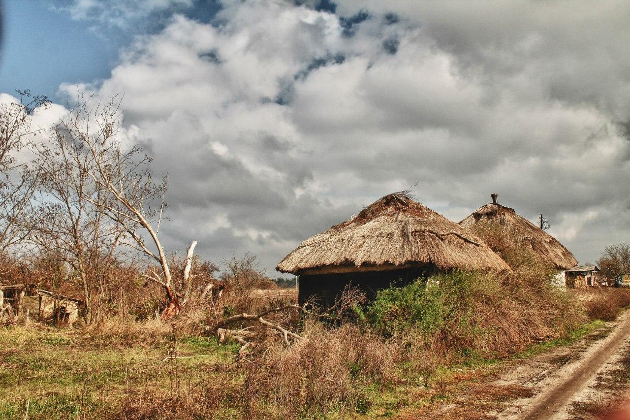 самая натуральная деревня в украине фото этом